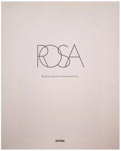 Sabrina Fritsch ROSA Rosilene Luduvico Distanz Verlag