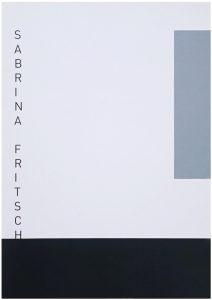 Sabrina Fritsch Förderpreis Düsseldorf