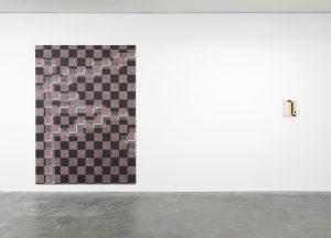 Sabrina Fritsch painting Exhibition view Quintessenz 2017 Galerie Guido W Baudach